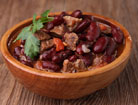 Spicy Lamb Chorizo Chili